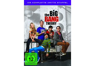 The Big Bang Theory - Staffel 3 - (DVD)