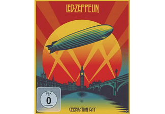 Led Zeppelin - Celebration Day - (Blu-ray)