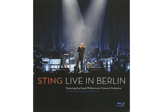 Sting, Royal Philharmonic Concert Orchestra - LIVE IN BERLIN - (Blu-ray)
