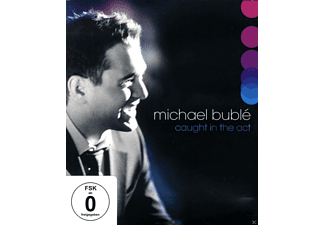 Michael Bublé - Michael Bublé - Caught In The Act [Blu-ray]
