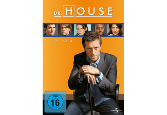 Dr. House - Staffel 2 - (DVD)