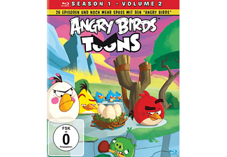Angry Birds Toons - Staffel 1 - Volume 2 - (Blu-ray)