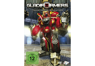 GLADIFORMERS - TRANSFORMING GLADIATORS - (DVD)