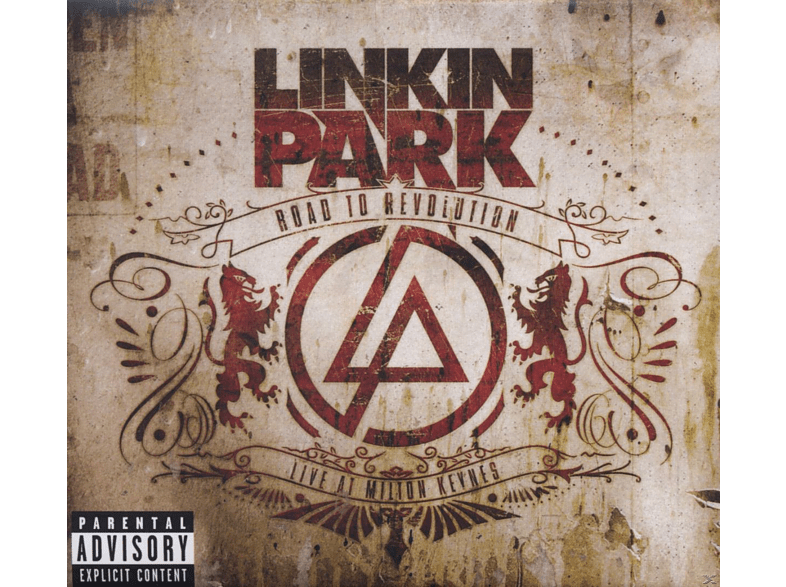 Linkin Park - Road To Revolution: Live At Milton Keynes [CD + DVD Video]