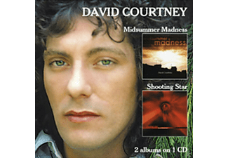 David Courtney - Midsummer Madness / Shooting Star - (CD)