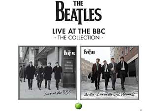 The Beatles - Live At The BBC - The Collection (Volume 1+2) (Limited Edition) - (CD)