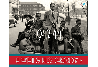 VARIOUS - A Rhythm & Blues Chronology 2: 1942-44 - (CD)
