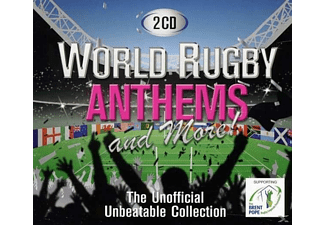 VARIOUS - World Rugby Anthems And More! [CD]