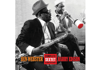 Ben Webster, Sweets Edison - Complete Sextet Studio Session - (CD)