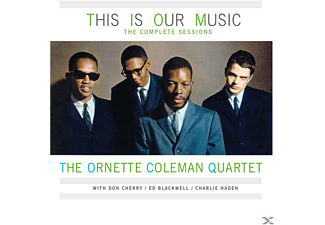 Ornette Quartet Coleman - This Is Our Music - The Complete Sessions - (CD)