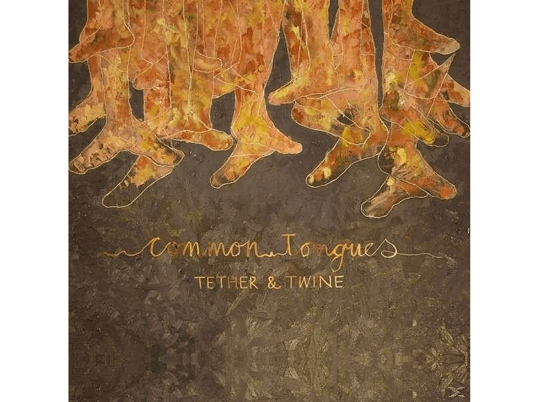 The Common Tongues - Tether And Twine [Maxi Single CD]