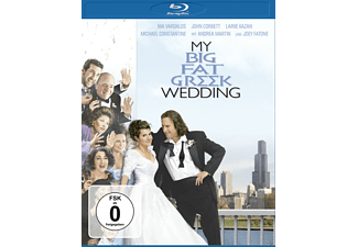 My Big Fat Greek Wedding - (Blu-ray)