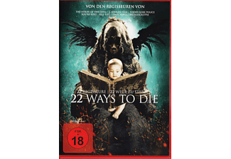 22 Ways To Die - (DVD)