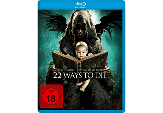 22 Ways To Die - (Blu-ray)