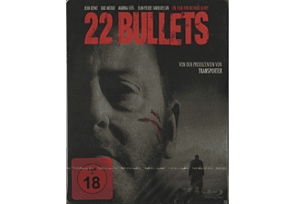 22 Bullets (Steelbook Edition) - (Blu-ray)