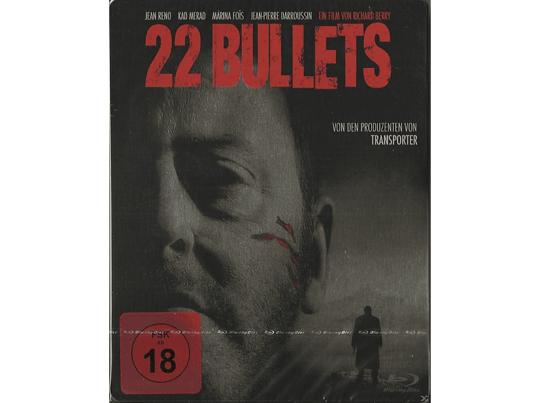 22 Bullets (Steelbook Edition) [Blu-ray]