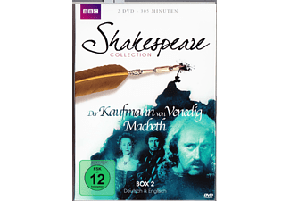 SHAKESPEARE COLLECTION 2.BOX - (DVD)