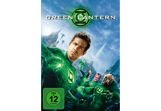 Green Lantern (Star Selection) Action DVD