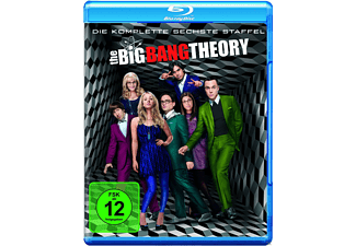 The Big Bang Theory - Staffel 6 Komödie Blu-ray