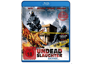 UNDEAD SLAUGHTER - (Blu-ray)
