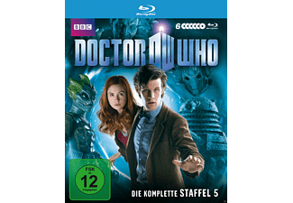 Doctor Who - Staffel 5 - (Blu-ray)