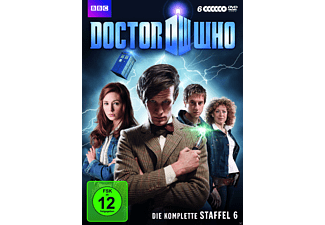 Doctor Who - Staffel 6 - (DVD)