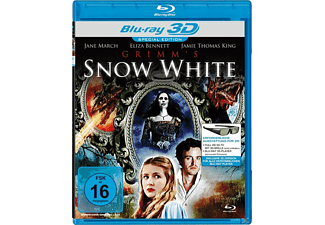GRIMM S SNOW WHITE (3D) - (3D Blu-ray)