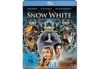 Grimm's Snow White - (Blu-ray)