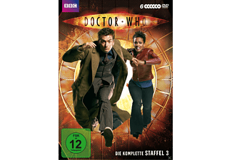 Doctor Who - Staffel 3 - (DVD)