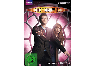 Doctor Who - Staffel 4 - (DVD)