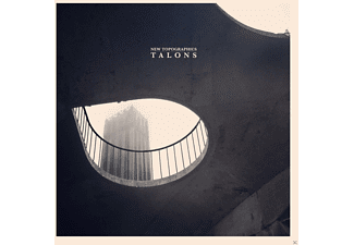 Talons - New Topographics - (CD)