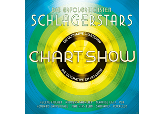 Various - Die Ultimative Chartshow-Schlagerstars - (CD)