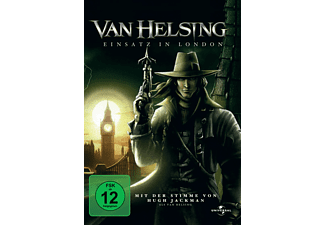 Van Helsing - Einsatz in London - (DVD)