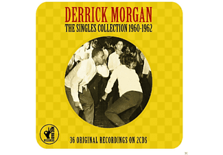 Derrick Morgan - Singles Collection 60-'62 - (CD)