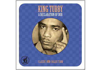 King Tubby - A Declaration Of Dub - (CD)