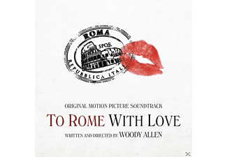 VARIOUS - To Rome With Love/Ost - (CD)