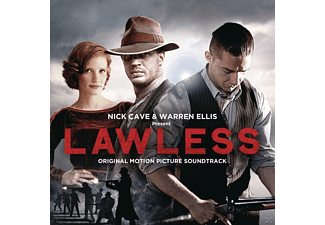 VARIOUS - Lawless/Ost - (CD)