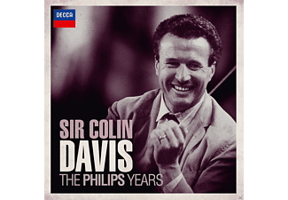 Various Orchestras - The Philips Years - (CD)