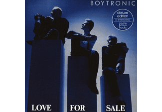 Boytronic - Love For Sale (Deluxe Edition) - (CD)