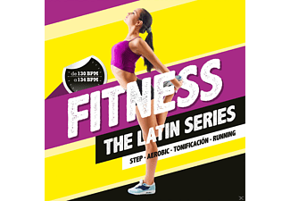 Variuos - Fitness, The Latin Series Vol. 02 - (CD)