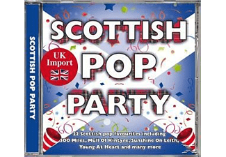 VARIOUS - Scottisch Pop Party - (CD)
