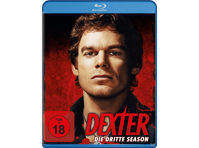 Dexter - Staffel 3 [Blu-ray]