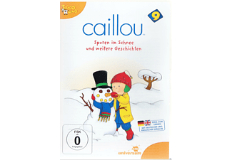 Caillou - Vol. 9 - (DVD)