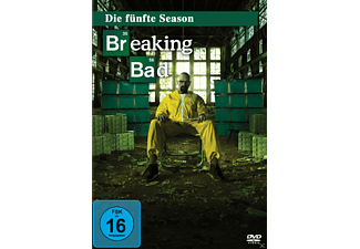 Breaking Bad - Staffel 5 - (DVD)