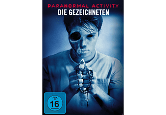 Paranormal Activity: Die Gezeichneten - (DVD)