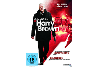 Harry Brown - (DVD)