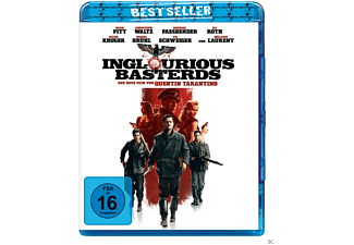 INGLOURIOUS BASTERDS Action Blu-ray