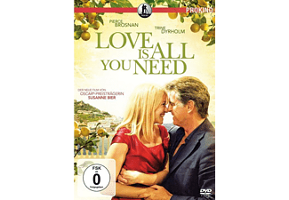 Love is all you need - (DVD)