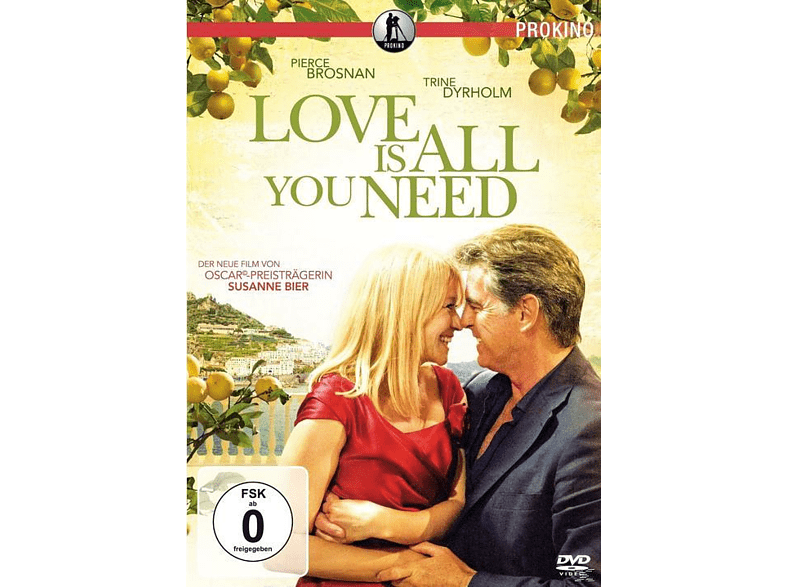 Love is all you need [DVD]