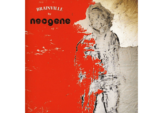 Neogene - Brainville - (CD)